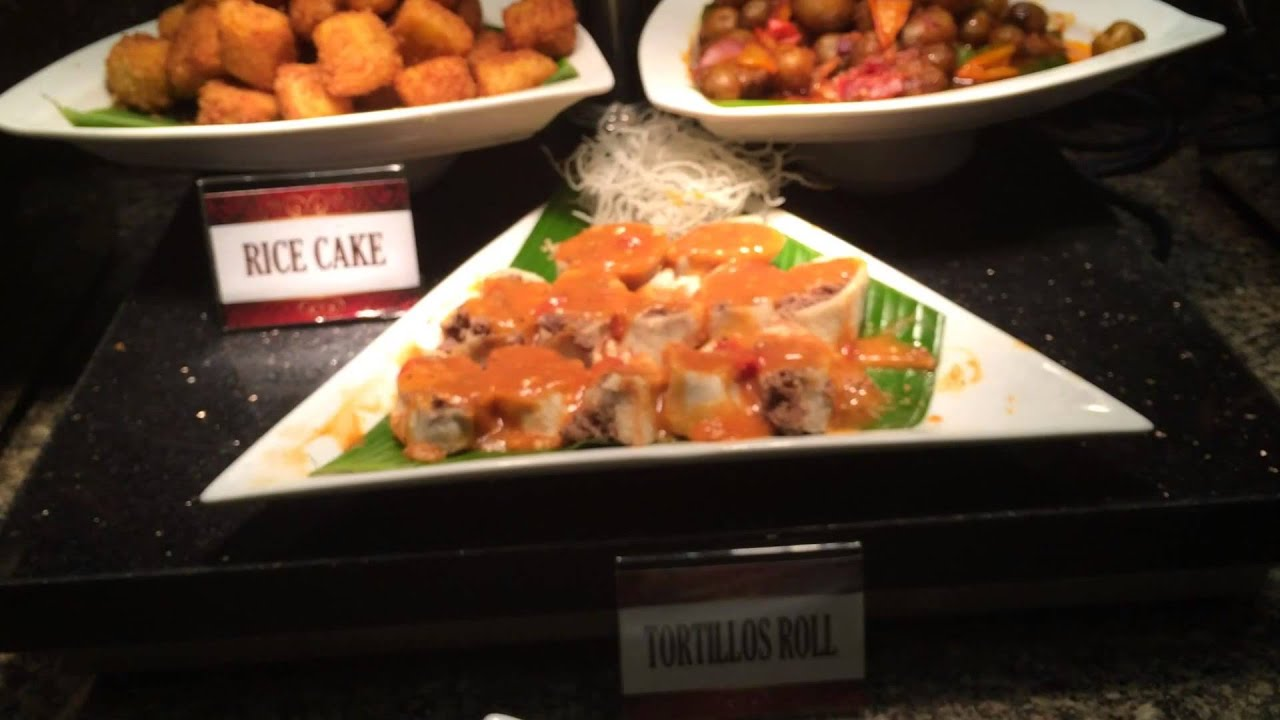 buffet 101 lunch buffet robinsons magnolia quezon city overview by rh youtube com