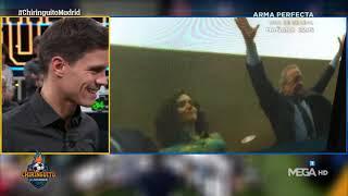 😲 La REACCIÓN de FLORENTINO y CEREZO a la victoria del REAL MADRID en la SUPERCOPA