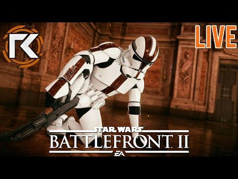 FOR THE REPUBLIC - STAR WARS Battlefront II BETA LIVE