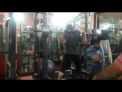 Leg press workout @ BBC gym malakpet(14)
