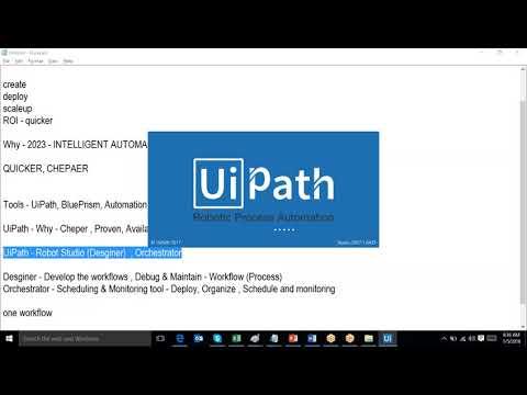 RPA Online Training |UI Path Training online |QA-Masters