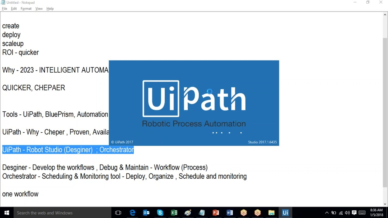 Uipath Orchestrator Quiz Answers