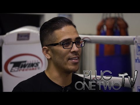 Glory Kickboxing & Muay Thai Fighter: Josh Aragon Interview | Plug One Two TV