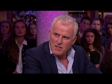 "Peter R. de Vries over Judas: ""Ik sloeg steil achterover' - RTL LATE NIGHT"