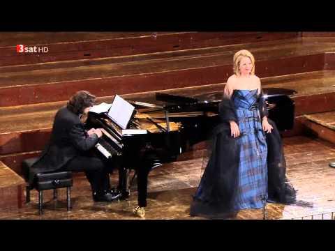 Renée Fleming - Gustav Mahler Rückert lieder