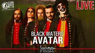AVATAR - Black Waters (unplugged) @Linea Rock 2016