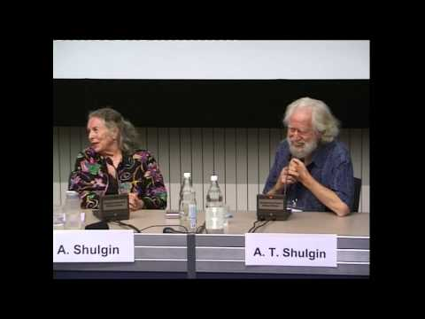 Ann and Sasha Shulgin: Ask the Shulgins