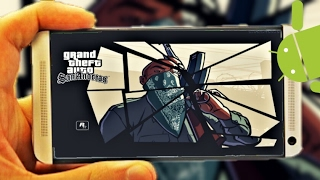Gta san andreas Super Compactado Apenas 5MB Tutorial & Gameplay (Android)