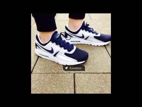 0d0edc3974001 Tenis Nike Air Max Zero 0 Tienda en Linea - YouTube