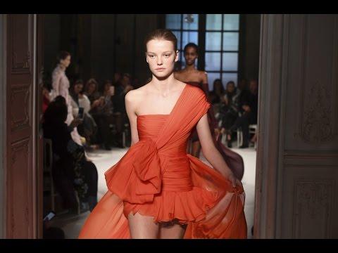 Giambattista Valli | Haute Couture Spring Summer 2017 Full Show | Exclusive