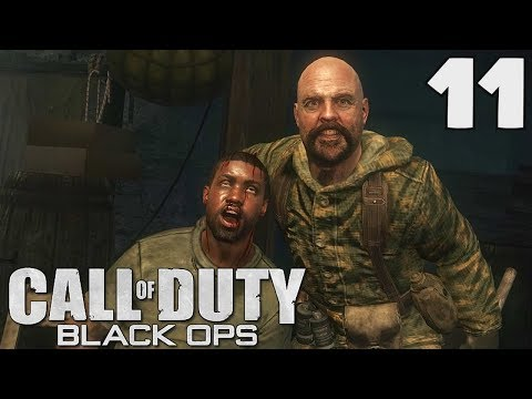 CALL Of DUTY BLACK OPS (FR) - 11 : VENGEANCE - LET'S PLAY | PC 60FPS