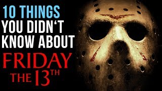 10 Things You Didn't Know About Friday The 13th 2009