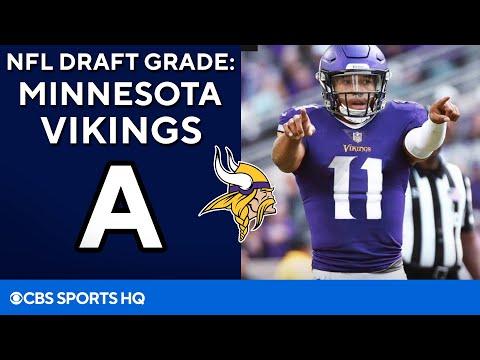 NFL Draft Report Card: Minnesota Vikings get an 'A' | CBS Sports HQ