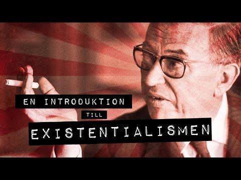 Introduktion till Existentialism