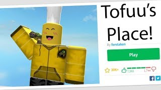 VISITING ROBLOX YOUTUBER PLACES!