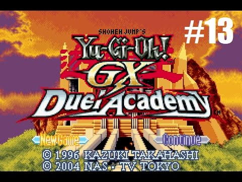 Let's Play Yu-Gi-Oh! GX:  Duel Academy #13 - Bond of Brothers