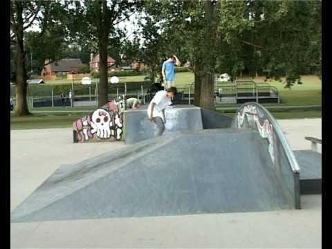 Bromsgrove skatepark edit