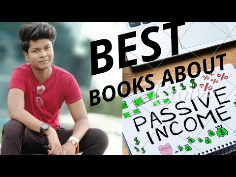 3 Great books about passive income