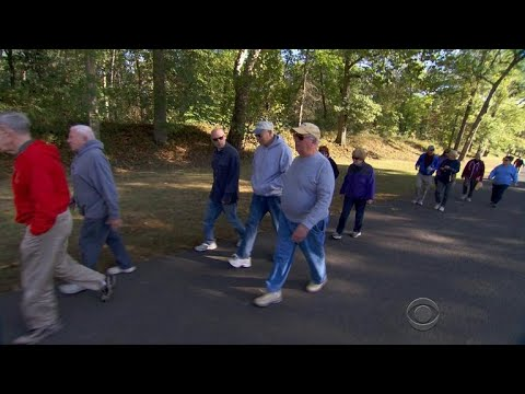 Walking for 10 minutes a day can reduce risk of early death, study says