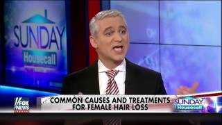 17649 Bibliothek Mensch Fox News What causes female hair loss؟