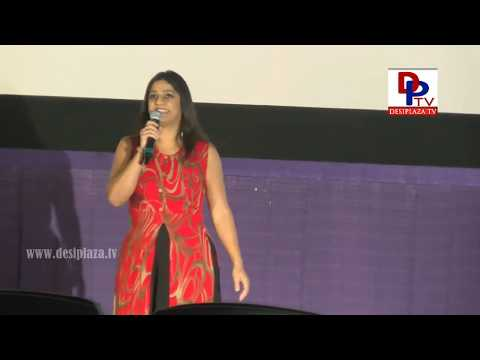 Premier Show Launch By Producer Shashi Devireddy - Anando Brahma, Dallas Texas, USA