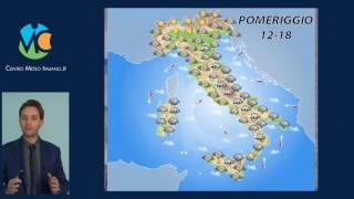 Previsioni meteo Italia 17 Gennaio 2017