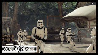 Star Wars: Battlefront 2 - Galactic Assault Gameplay (Ep. 3) | Yavin 4 - Galactic Empire [PC]