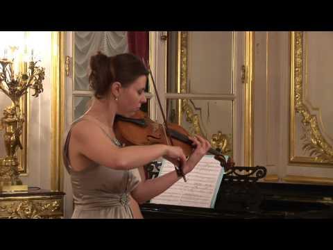 Umarova Shakhnoza & Kurpatova Vera Nikolay Rimsky Korsakov, Fantasy on Russian Themes, Op 33