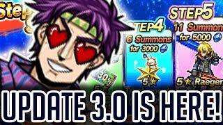 3.0 Update & CG Raegan?! YES PLEASE! - [FFBE] Final Fantasy Brave Exvius