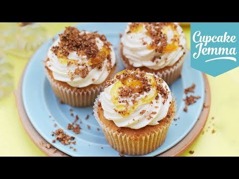 Make Earl Grey Breakfast Cupcake Recipe   Cupcake Jemma Images