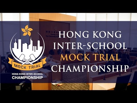 Hong Kong Inter-School Mock Trial Championship 2015 | ARCH Education