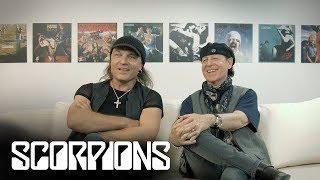Scorpions - The Story Of World Wide Live (Part 1)