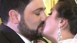 Оперная свадьба с королевским размахом