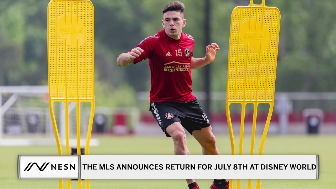 The MLS Announces Return for July 8th at Disney World