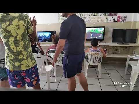 Ao Vivo Da Locadora De Games Do Dinizinho Tube Gta V