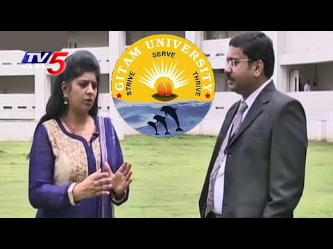 GITAM University Placements and Facilities | Hyderabad | TV5 News