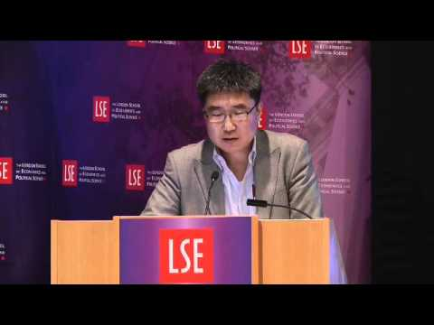 LSE Events | Prof. Ha-Joon Chang | 23 Things They Don't Tell You About Capitalism