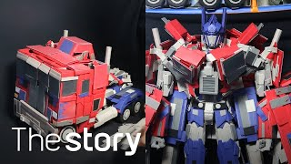트랜스포머의 강림!? 종이로 만든 자동차가 로봇으로 변신 : 종이 로봇 제작, 박대준 (ENG/KOR/JPN sub)