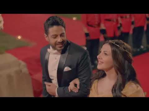 محمد حماقي و دنيا سمير غانم | أول مره - Donia Samir Ghanem Ft. Hamaki | Awel Marra