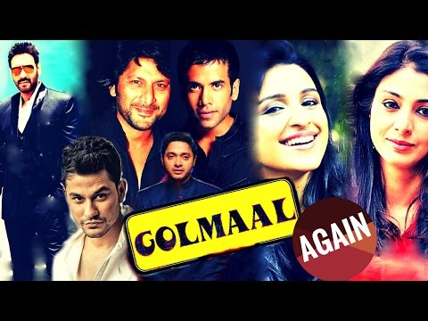 Golmaal Again - Upcoming new Hindi Movie Comedy 2017 | Ajay Devgan | Rohit Shetty