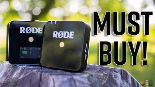 The BEST Wireless Mic under $200! | Rode Wireless Go Review!