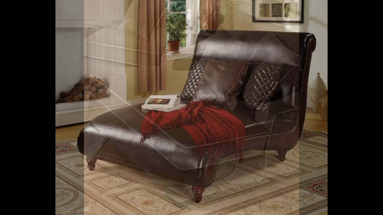 Oversized Chaise Lounge - YouTube