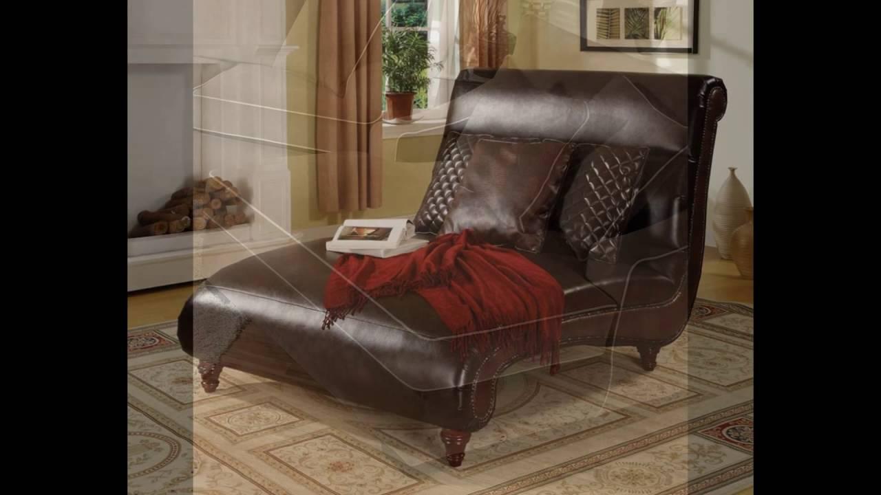 Oversized Chaise Lounge - YouTube