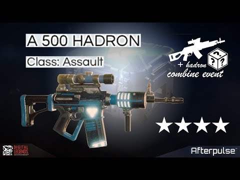 [Afterpulse] HADRON COMBINE EVENT | A 500 Hadron review & combine