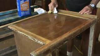 Hoosier Cabinet Project #13--Back In The Saddle Again 1