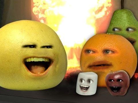 Annoying Orange – Best Fiends Forever