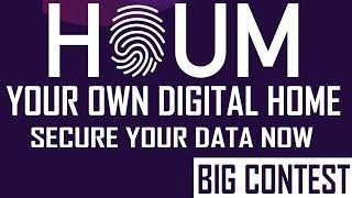 Houm.me | Your Own Digital Home