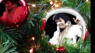 Elvis Presley - On a Snowy Christmas Night (extended mix)