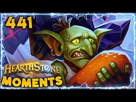 Can't get Unluckier than That.. | Hearthstone Daily Moments Ep. 441