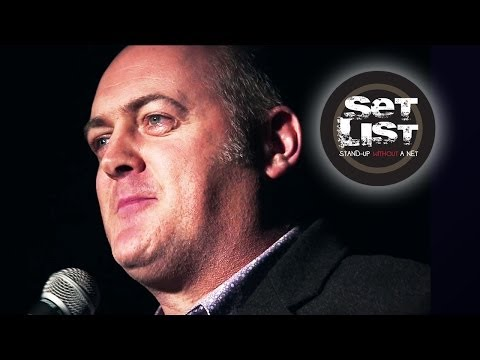 DARA Ó BRIAIN talks Nazi Synthesizers - Set List: Stand-Up Without a Net